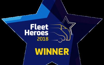 UHDBTrust Winner of Fleet Heroes 2018