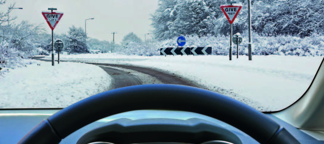 WINTER DRIVING GMP PROVIDES THEIR TOP FIVE TIPS TO KEEP YOU SAFE ON THE ROAD DURING BAD WEATHER