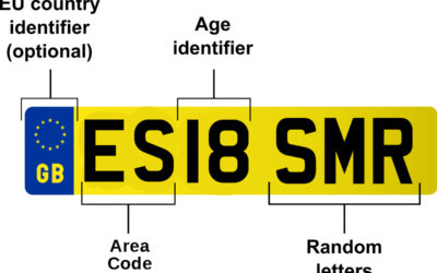 Did you know DVLA ban number plates every year?