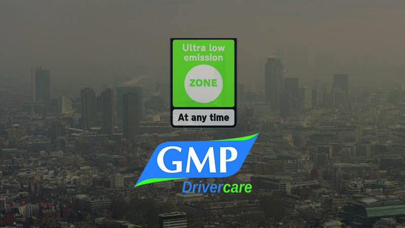 London new Ultra-Low Emission Zone (ULEZ)